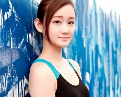 陸上競技で活躍していたという、ウブな美少女(18)がAV出演! 男優の激ピストンセックスで感じまくる!!