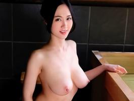 Jカップ爆乳ボディの綺麗なお姉さんとパコパコセックス! フィニッシュはパイズリ発射!!