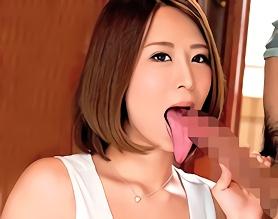 家政婦として働く美人妻、旦那の肉棒をしゃぶるより雇い主の肉棒をしゃぶるのがお好き!