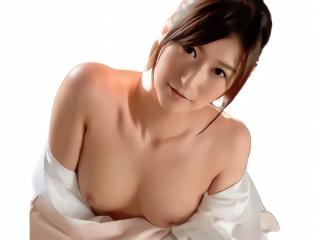 長身スレンダー美女が和服をはだけながら乱れ狂い絶頂する濃密セックス!