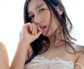 黒髪の清楚系お姉さんが本能剥き出しで快楽を貪る濃厚セックス!