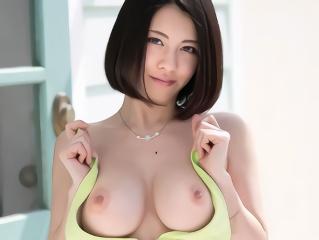 セックスの経験が少ないという色白Hカップ巨乳の激カワ美少女が最高にエロい!