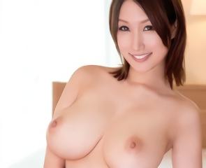 「いっぱい中にちょうだいっ!!」パーフェクト巨乳スケベボディの綺麗なお姉さんが3P中出しセックスでイキまくり!