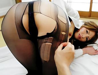 喘ぎ声が萌え声の激カワお姉さんの桃尻を堪能できる尻フェチセックス映像!