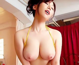むちむちHカップ巨乳の激カワソープ嬢が最高級の癒しを提供、生ハメ中出しのご奉仕セックス!