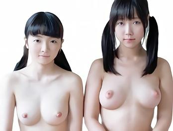 両親に売られた幼い少女たち2人、見知らぬ家に連れて行かれて性奉仕を強要される
