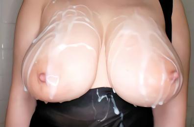 むちむちJカップ爆乳の綺麗なお姉さんが性欲剥き出しで男優の肉棒をオネダリしてくる3P中出しセックス!!