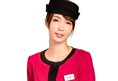 某ビジネスホテルに勤めているFカップ巨乳お姉さんにヤラせてとお願いしてみた結果・・・激ピストン濃密セックス!!
