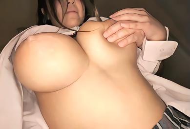 むっちり豊満Jカップ爆乳女子校生(JK)が円光、媚薬を摂取してガンギマリの生ハメ中出しセックス!!