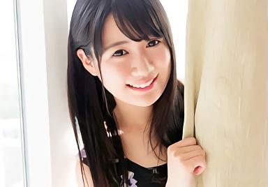 【ふわり結愛】笑顔が素敵、清楚系の激カワ美少女がスイートルームの一室でパコパコイチャラブセックス!!