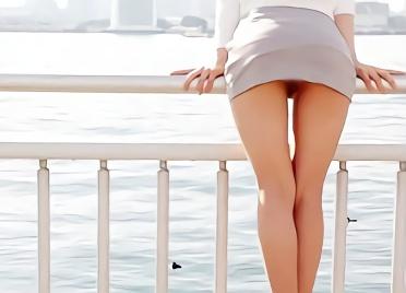 【宮村ななこ】初めての彼氏に調教されてドマゾになってしまった長身スレンダー巨乳お姉さんとハメ撮りセックス!!