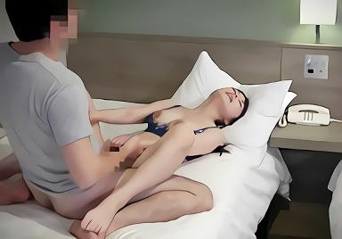 出張マッサージ師の美熟女にフル勃起した肉棒を見せつけてみた結果・・・生挿入の激ピストン中出しセックス!!