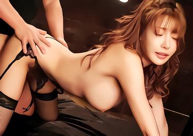 【明日花キララ】超絶カワイイ巨乳お姉さんが媚薬を摂取してのキメセク!男優チンポで喘ぎ狂う濃密セックス!!