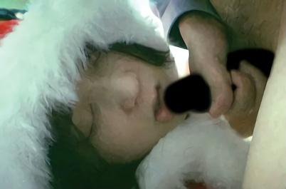 【閲覧注意】クリスマスの日に巨乳女子大生宅に合鍵を使い侵入する鬼畜男、事前に仕込んでいたクスリで眠らせての激ピストンレ○プ!!