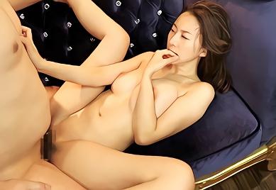 【松下紗栄子】一ヶ月間オナニーとセックスを禁止された超絶カワイイ巨乳お姉さんの性欲爆発!激ピストンでエビ反り痙攣絶頂する濃密セックス!!