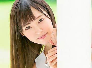 【小倉由菜】笑顔がステキな清楚系の激カワ美少女がAVデビュー!男優の激ピストンファックでアンアン喘ぎまくる敏感ボディをご覧ください!!