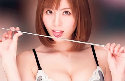 【麻美ゆま】超絶カワイイ巨乳お姉さんがセックスのエロテクを主観で教えてくれるイチャラブ濃密セックス!!