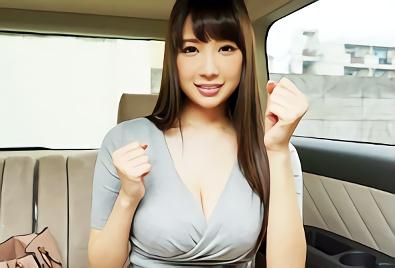【RION】Jカップ爆乳の超絶カワイイ美少女が素人男性宅に突撃訪問!おっぱいがブルンブルン揺れまくる激ピストンのご奉仕セックス!!