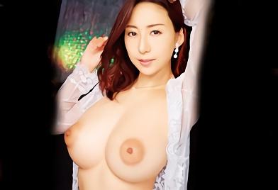 【松下紗栄子】Hカップ巨乳、元客室乗務員の超絶カワイイ人妻が在籍するおっパブ店!ハッスルタイムは腰を振りまくるご奉仕セックス!!