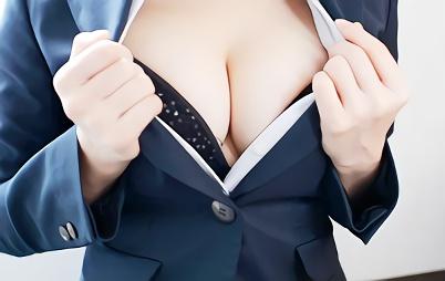 【かなで自由】Gカップ巨乳の激カワOLが欲求不満を解消するためにAV出演!マゾの性癖を剥き出しでアンアン喘ぎまくり絶頂する中出しセックス!!