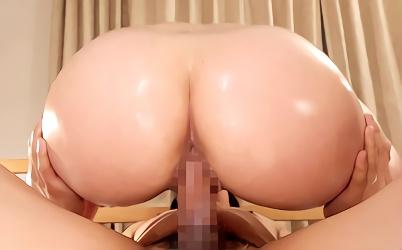 【美園和花】むちむち巨乳の超絶カワイイ巨尻社長令嬢の誘惑に負けてしまった結果・・・杭打ちピストン騎乗位で精子を搾り取られる強制中出しセックス!!