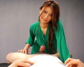 【紗奈】清楚なお姉さんに淫語で罵倒されながら乳首責め騎乗位!