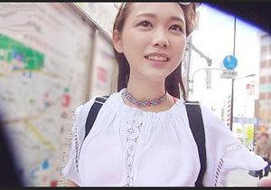 日本が大好きで1人で旅行に来た台湾の女の子に声をかけてナンパハメ撮り!