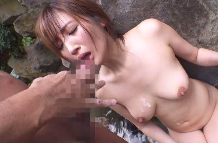 Fカップ巨乳のドM女『榎本美咲』を好き勝手に出来るいいなり温泉旅行!