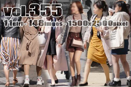 ■vol355-色気たっぷり質感の良いベージュストッキング