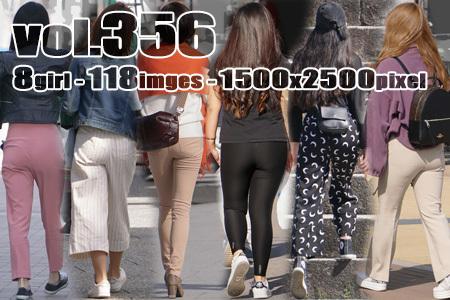 ■vol356-色気たっぷりピッタリタイトパンツ