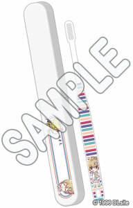 DLサイト ポイントアイテム「にじよめちゃんケース入り歯ブラシ」追加