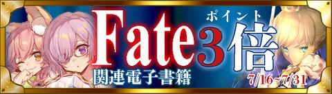 メロンブックス電子書籍 Fate関連電子書籍 ポイント3倍