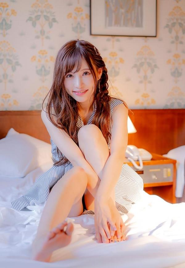 天使もえ 圧倒的透明感の美白スレンダー美女ヌード画像64枚の2