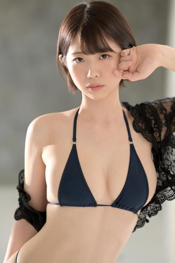 葵いぶき 19歳 クビレがきゅっと締まった巨乳美少女【画像】37枚のa23枚目