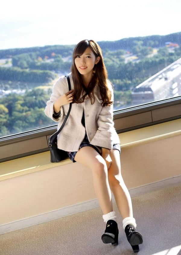 藤川れいな デカ乳輪で垂れ巨乳のスリム美女エロ画像111枚のa19枚目