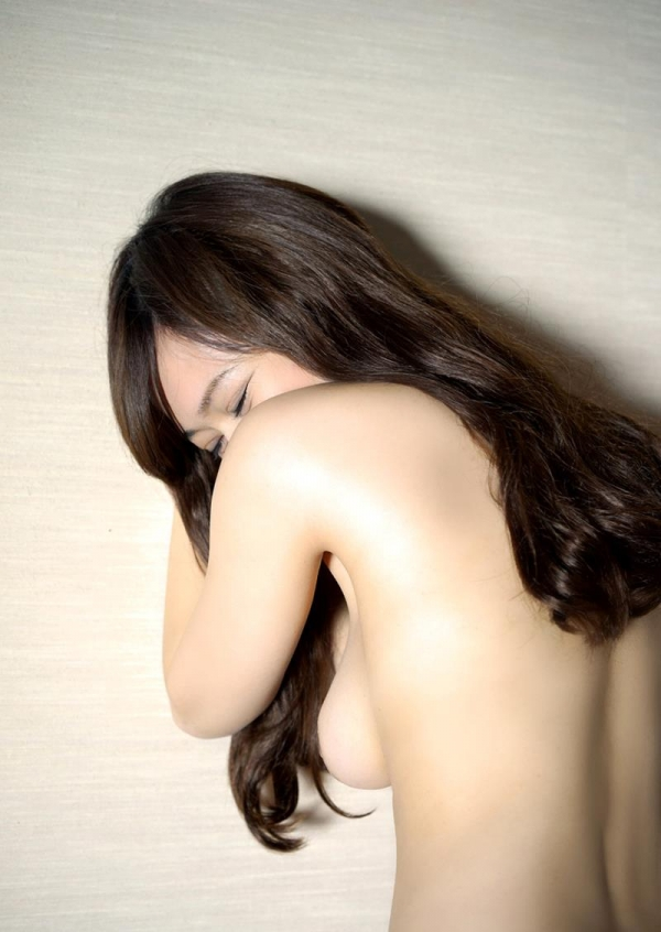 藤川れいな デカ乳輪で垂れ巨乳のスリム美女エロ画像111枚のa59枚目