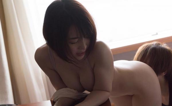 八乃つばさ スレンダー巨乳美女セックス画像88枚のb34枚目