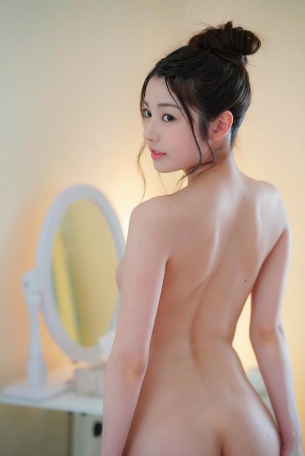 楓カレン くびれ美巨乳美脚のピュア美少女ヌード画像64枚のa07枚目