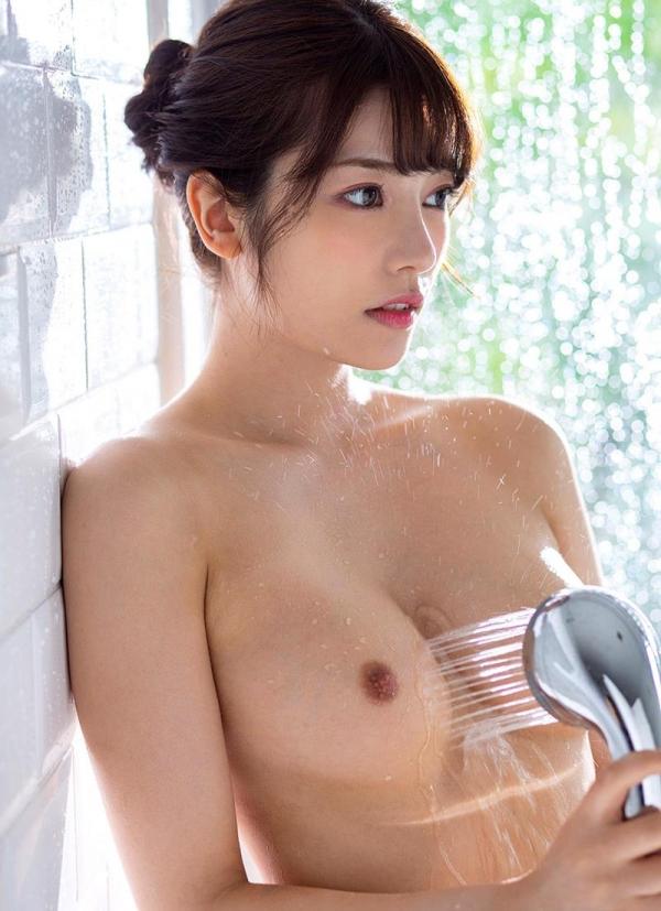 楓カレン くびれ美巨乳美脚のピュア美少女ヌード画像64枚のb16枚目