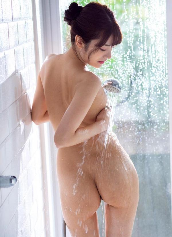 楓カレン くびれ美巨乳美脚のピュア美少女ヌード画像64枚のb18枚目