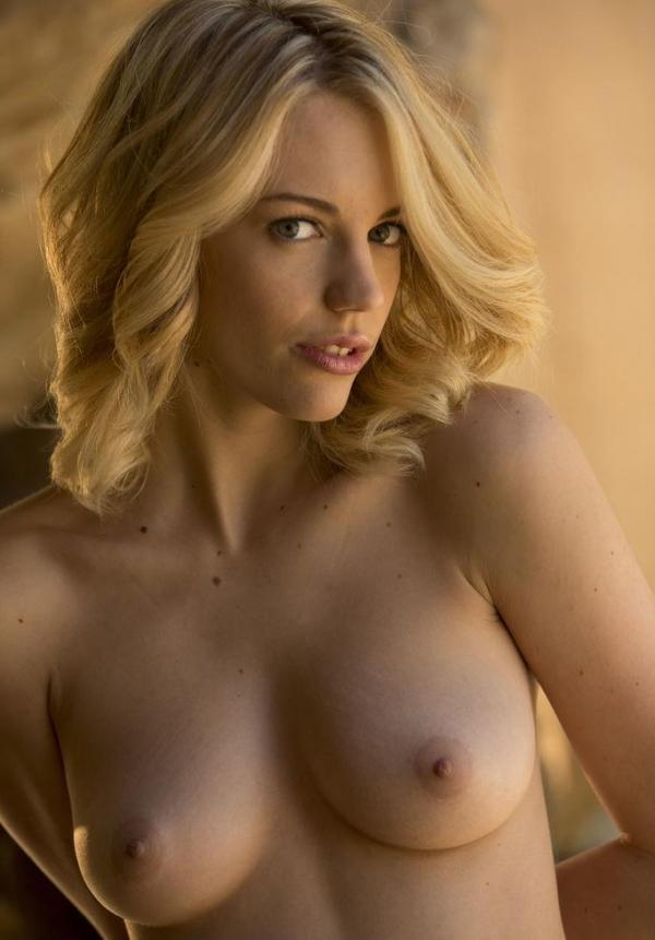 金髪美女ヌード画像 綺麗なパイパンが際立つ36枚のb04枚目