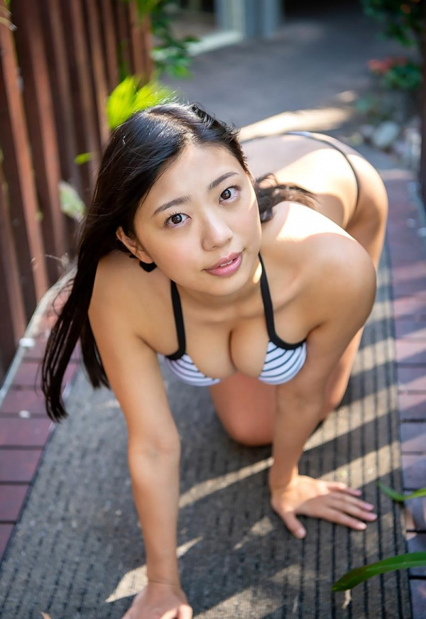 桐谷まつり 乳首ビンビンIカップ爆乳美女エロ画像55枚のb08枚目