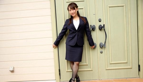 倉多まお スーツ姿の巨乳OL エロ画像 61枚のa001枚目
