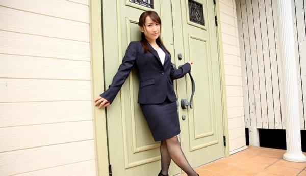 倉多まお スーツ姿の巨乳OL エロ画像 61枚のa003枚目