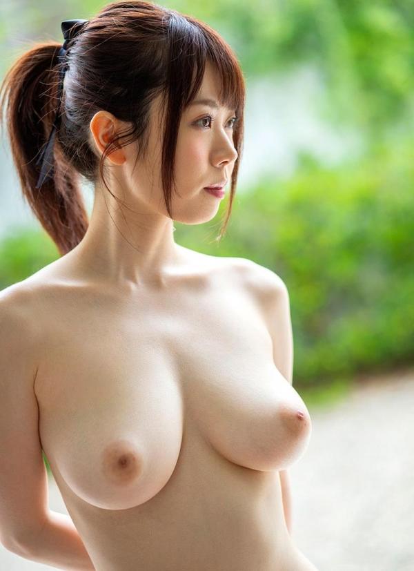 理想のおっぱい 水卜さくら のピンク乳首 美巨乳画像51枚のb16枚目