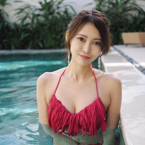 水着美女の画像 真夏のバカンスを満喫するお姉さん53枚の20枚目
