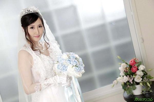 無修正の美月アンジェリアさん、お嫁さんになる。画像35枚のb03枚目
