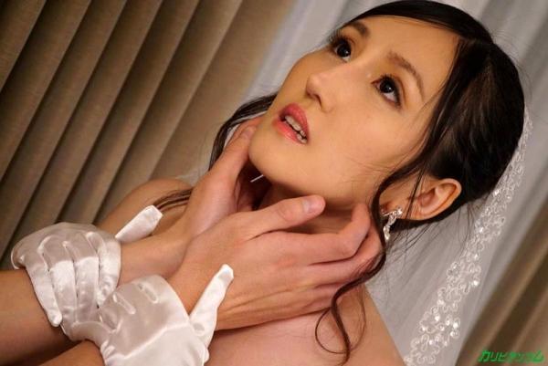 無修正の美月アンジェリアさん、お嫁さんになる。画像35枚のb17枚目