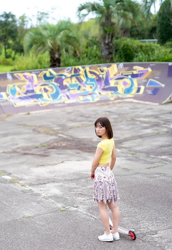 もなみ鈴 つるぺたスレンダー美少女エロ画像110枚の001枚目