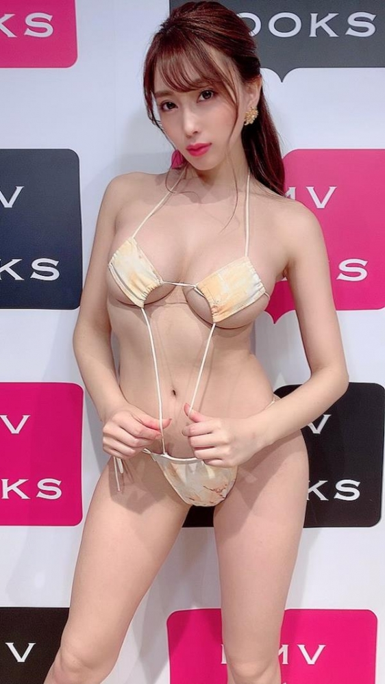 森咲智美 エロすぎるGカップグラドル画像100枚のa019枚目